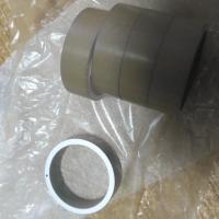 Buy cheap Positive And Negative Electrode Piezo Ceramic Element Ring Shape from wholesalers