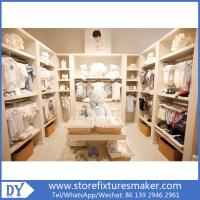 Wholesale Custom Luxury Baby Clothes Shops,Baby Clothes Stores,baby shop design interior display furnitures from china suppliers