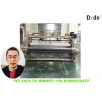 Quality 280cm Polyester Bedding Weaving Water Jet Loom Cam Motion Shedding Single Nozzle for sale