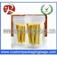 Wholesale OPP / CPP Stand Up Pouches Translucent Frosted For Food Packaging from china suppliers