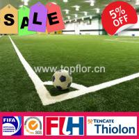 Wholesale Green Artificial Grass Lawn for sports stadium from china suppliers