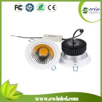 Wholesale Warranty 2 years Warm white 15W cob led downlight from china suppliers