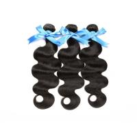 Quality Cuticle virgin Brazilian hair weave body wave for sale