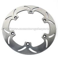 Wholesale CTX1300 Motorcycle Brake Disc Rotor Stainless Steel Heat Treatment Original Color from china suppliers