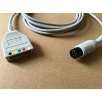 Wholesale wholesale Mindray PM9000 5lead ECG trunk cable fit for europe leadwires with round 6pin in stock from china suppliers