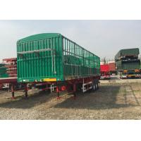 Wholesale Light Self - Weight Cargo Semi Trailer Truck Used In Logistic Industry from china suppliers