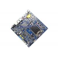 Wholesale Computer Industrial PC Motherboard , LGA1151 Mini ITX Mainboard With 4 COM , 7th Generation CPU from china suppliers