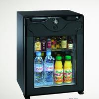 Wholesale Environmental friendly hotel minibar, silent working mini fridge from china suppliers