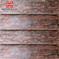Wholesale Hot sell traditional timber like cement board crack resistant decking from china suppliers