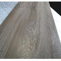 Wholesale Dark Grey Oak Glamour Laminate Flooring from china suppliers