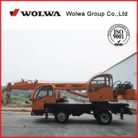 Wholesale Wolwa GNQY-Z490 8T crane from china suppliers