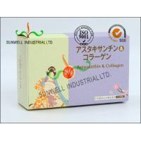 Wholesale Custom Made Cardboard Pharmaceutical Packaging Design Boxes Label Printing from china suppliers