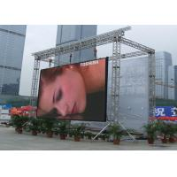 Wholesale Outdoor 10mm Rental Large LED Display Full Color Giant IP65 Waterproof from china suppliers