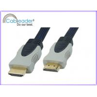 Wholesale A type 24K Gold plated 19 pin 1.8 M HDMI Cables 1.4 for Ethernet 3D TV from china suppliers
