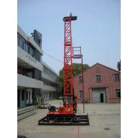 Wholesale Core Drilling Rig Diamond Bit Torque 2650Nm , XY-4T Drilling Tower from china suppliers