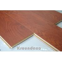 Wholesale Resistant Enough Pearl AC4 Laminate Flooring For Warm Room With German Technology from china suppliers