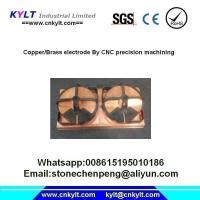 Buy cheap Copper/Brass CNC precision machining parts from wholesalers