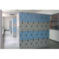 Wholesale Color Door 4 Tier Lockers With Software , PVC Material Swimming Pool Lockers from china suppliers