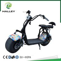 Wholesale HLX3 Halley Scooter 2 Wheel Electric City Urban Electric Mobility from china suppliers
