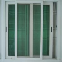 Wholesale 1.4mm profile thickness european style white aluminum sliding windows from china suppliers