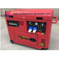 Wholesale Silent 6kVA Portable Diesel Fuel Generator with Controlled Constant Operation 4 Cycle from china suppliers