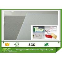 Wholesale Environmently Mixed Pulp Laminated Whiteboard Paper for Package / Cake Base from china suppliers