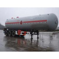 Wholesale 38000L-3 axles-Liquid Gas Lorry Tanker for Liquid Chloroethylene from china suppliers