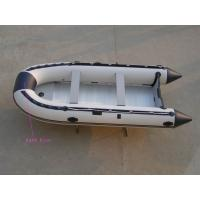 Wholesale Small Size Inflatable Sport Boat BD360 Portable Pontoon Boats For Fishing from china suppliers