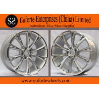 "Wholesale Professional A8L Audi Replica Wheels 19"" Hyper Silver Machine Face from china suppliers"