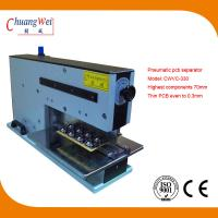 Wholesale V Groove PCB Separator , Pcb Depaneling Equipment For SMT Assembly Line from china suppliers
