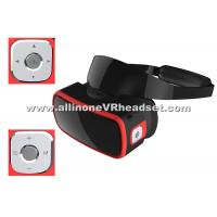 Wholesale Wireless All In One VR Headset , Nibiru System UHD Screen Video Headset Glasses from china suppliers
