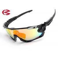 Wholesale RX Insert Outdoor Sports UV400 Cycling Sunglasses With Customized Logo from china suppliers