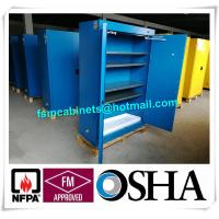 Wholesale Flammable Liquid Storage Cabinet, fireproof safety storage cabinets, yellow cabinetst from china suppliers