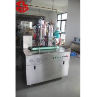 Wholesale Dashboard Cleaner & Polish Spray Carbureter Cleaning Agent Aerosol Filling Machine Semi Automatic High Efficiency from china suppliers