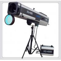 Quality 4000W Manual Disco Stage Follow Spotlights Color Changing  Wedding Light for sale