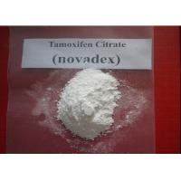 Wholesale Tamoxifen Citrate Nolvadex CAS54965-24-1 Selective Estrogen Receptor Modulators from china suppliers
