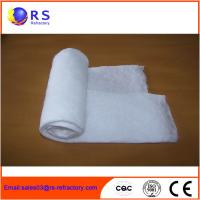Wholesale High Purity Ceramic Fiber Blanket Refractory Materials For Furnace Fire Protection from china suppliers