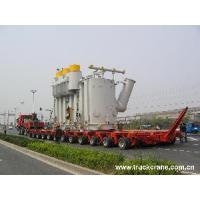 Wholesale Hydraulic Modular Trailer from china suppliers