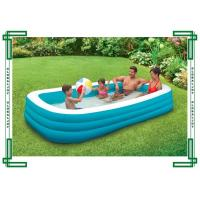 Wholesale Outdoor Inflatable Water Pool , Backyard Inflatable Swimming Pools for kids from china suppliers