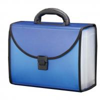 Wholesale 30 Dividers Briefcase with Handle and Cloth Edge from china suppliers