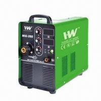 Buy cheap Gas Welding Machine with IGBT Technology and Wire Feeder Inside from wholesalers
