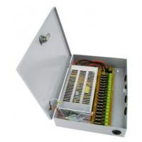 Wholesale CE ROHS 100W 12V 8Channels CCTV Power Supply from china suppliers