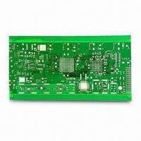 Wholesale PCB with Double-sided Oil Carbon Bonding Gold Immersion from china suppliers