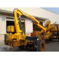 Wholesale 3200kg 6.72 TM Lifting heavy duty crane / hydraulic boom crane Commercial from china suppliers