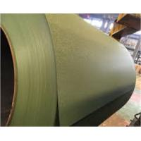 Wholesale Wrinkled Color Painted Galvanized Steel Coil 600mm - 1250mm Width For  no gloss architectural product from china suppliers