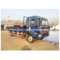 Wholesale 266 hp HOWO heavy cargo truck drive type 4x2 chassis ZZ1167M4617C from china suppliers