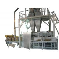 Wholesale Open Mouth Bag Filling Machines For Animal Pet Food Packaging With Double Heads from china suppliers