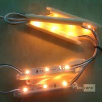Wholesale Yellowish warm white LED light module string adhere tape on the bottom from china suppliers