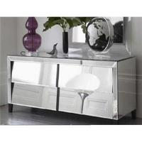 Quality Mirrored Bedroom Table Dressers Sidetable Home & Hotel Accessories for sale