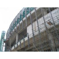 Quality GYM Center Building Steel Frame I Section Environment Friendly for sale